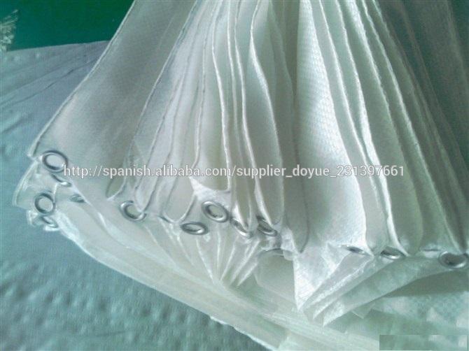 de pl stico transparente lona para cubrir muebles al aire