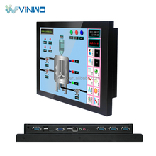 15'' 1*LAN 4*USB 4*COM All In One Embedded Industrial Touch Screen Panel PC Price