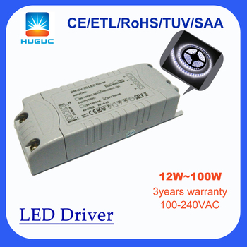 Dimmable High Power Led Driver Ip44 Led Driver With Tuv Ce Saa ...