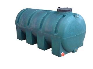 1000 litros horizontal tanque de agua tratamientos de agua for Precio de estanque de agua 1000 litros
