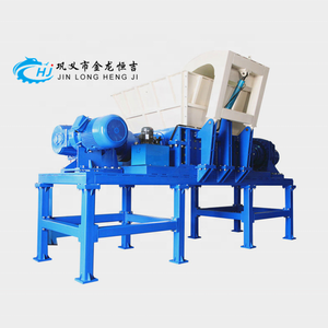 the best can double shaft shredder machine for shredding