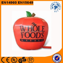 Promotional Advertising Giant Inflatable Apple