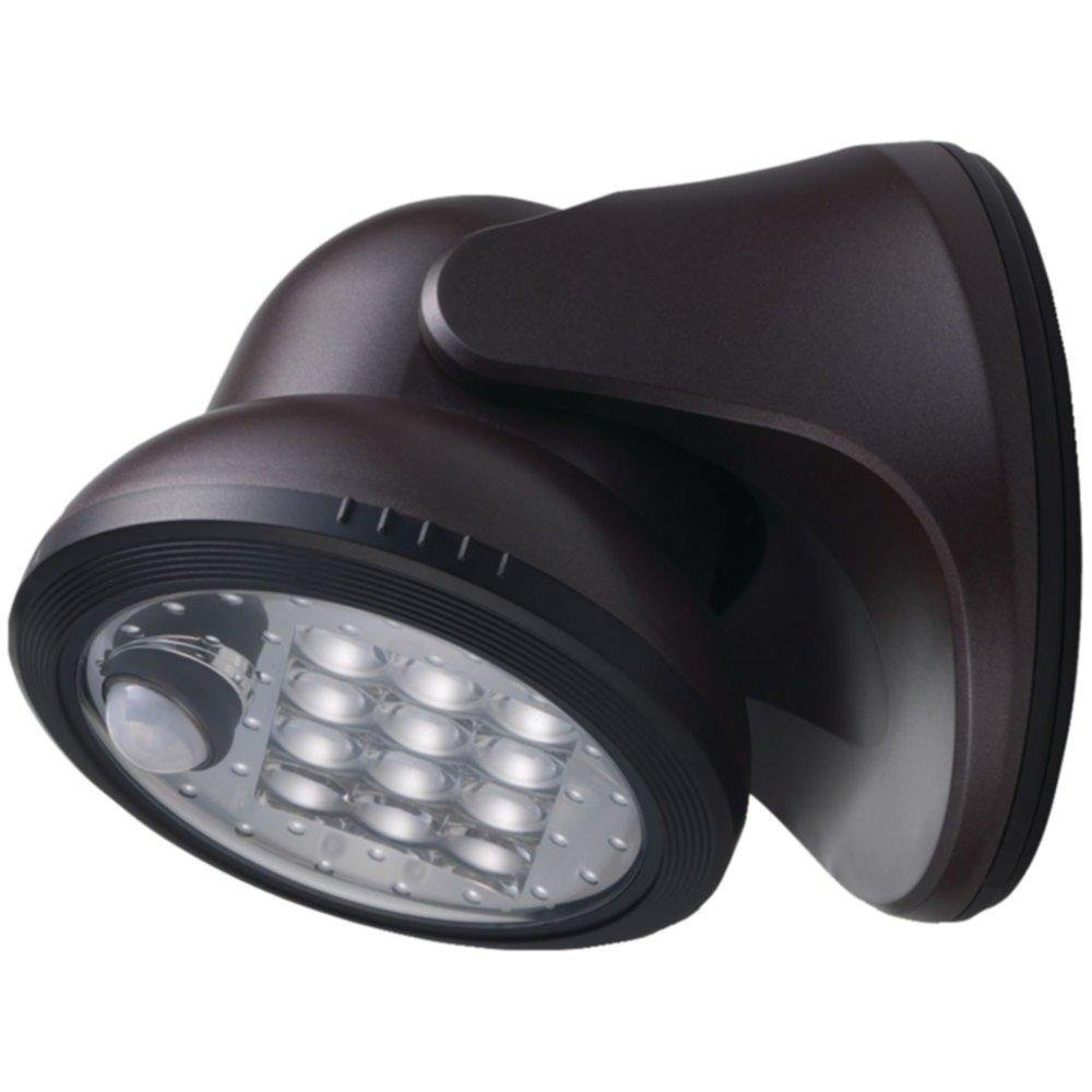 LIGHT IT! 20034-107 12-LED Wireless Porch Light (Bronze) consumer electronics
