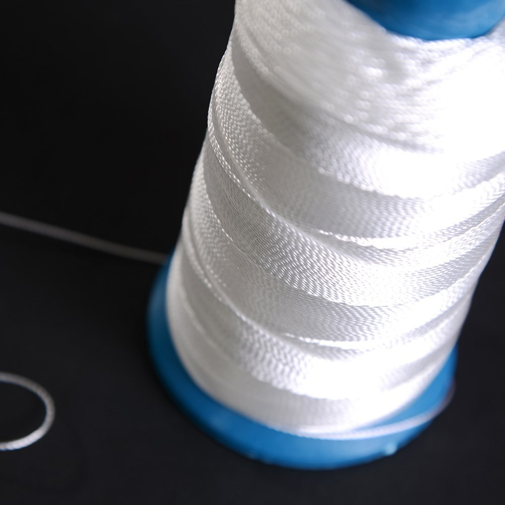 Factory price low elastic polyester sewing thread for clothes