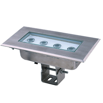 ip68 narrow beam outdoor dmx512 led wall washer track light