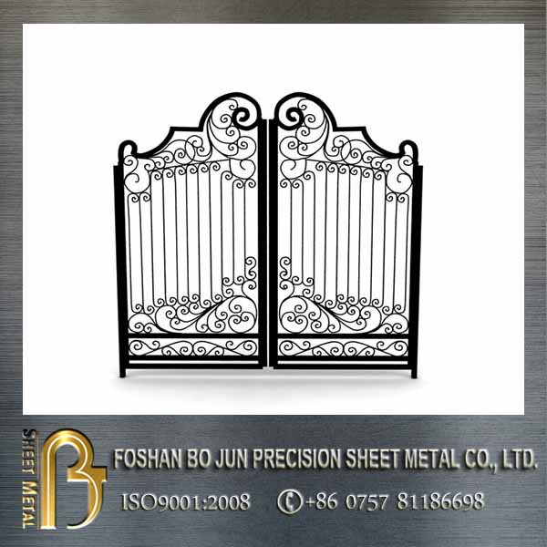 Custom Metal Gate China Manufacturers/ Sheet Metal Fabrication ...