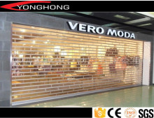 YONGHONG sliding glass residential automatic sliding garage door