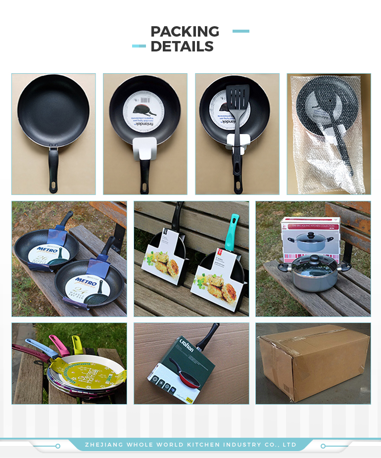 Best selling products China wholesale new design price in Pakistan stone frying pan