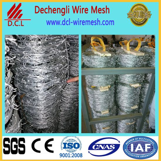 Cheap Galvanised Steel Barbed Wire