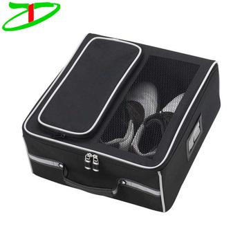 contemporary folds ventilation area car trunks shoe storage golf