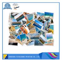 Shenzhen Customized Vintage Postcard/Post card Printing