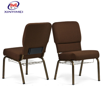 China steel church chair with kneeler fabric padded theater chair  sc 1 st  china wholesale - Alibaba & China Steel Church Chair With Kneeler Fabric Padded Theater Chair ...