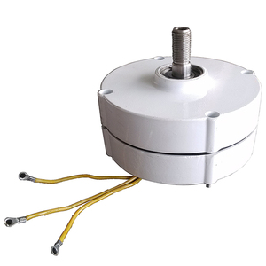 100w 12V ac low rpm permanent magnet generator/ alternator