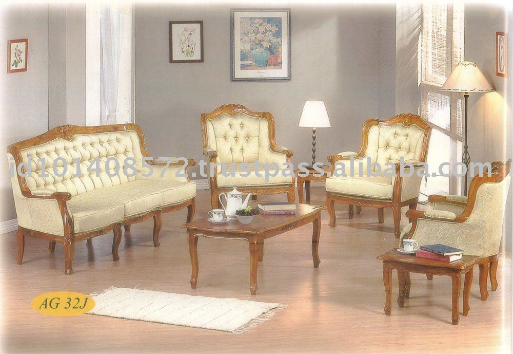 Teak Sofa Set Classic Design Old Java ( Old Citra ) Indoor Furniture   Buy  Sofa Set,Modern Sofa Set,Leather Sofa Set Product On Alibaba.com