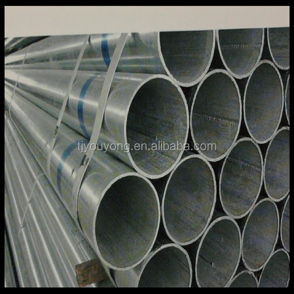 8 inch galvanized pipe, galvanised tube