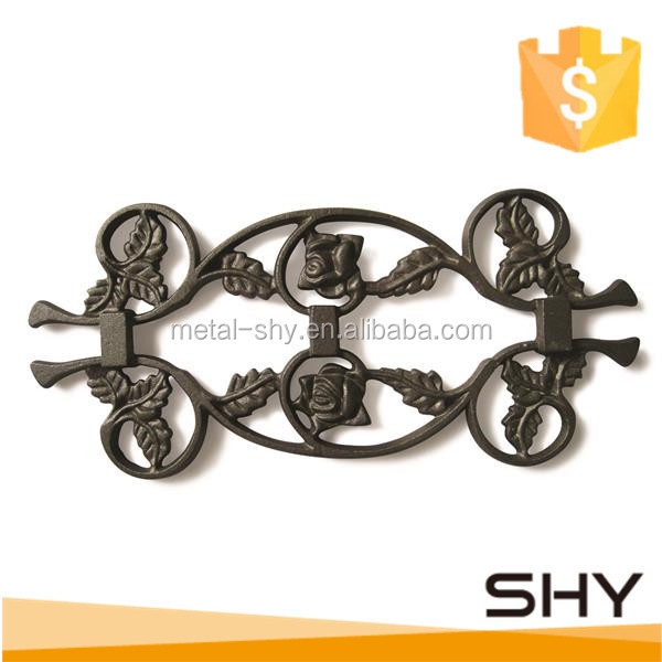 Decorative Wrought Iron Railing Parts View Wrought Iron