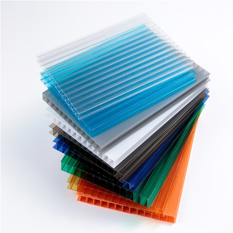 Bayer 12mm Clear Polycarbonate Panel Double Wall Plastic
