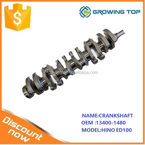 El100 Crankshaft For Hino, El100 Crankshaft For Hino Suppliers and