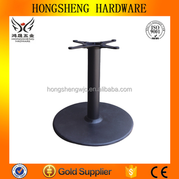 Heavy Duty Table Legs Antique Metal For Round Marble Tops