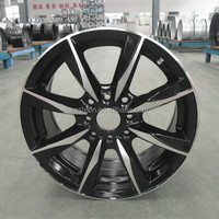 13,18inch 4X4 alloy wheel with via certificate
