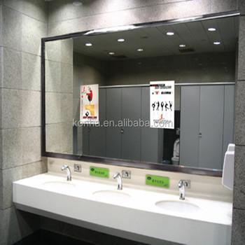 26 Inch Reclame Lcd Magic Spiegel Tv Monitor Voor Badkamer/toilet ...