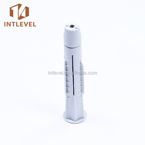 Hot Sale Intlevel Grey PE Plastic wall Expansion Plug