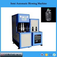 pet bottle blowing machine semi automatic