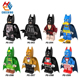 Super Heroes Batman Figure Set Bricks Building Blocks Action Mini Toys PG8026