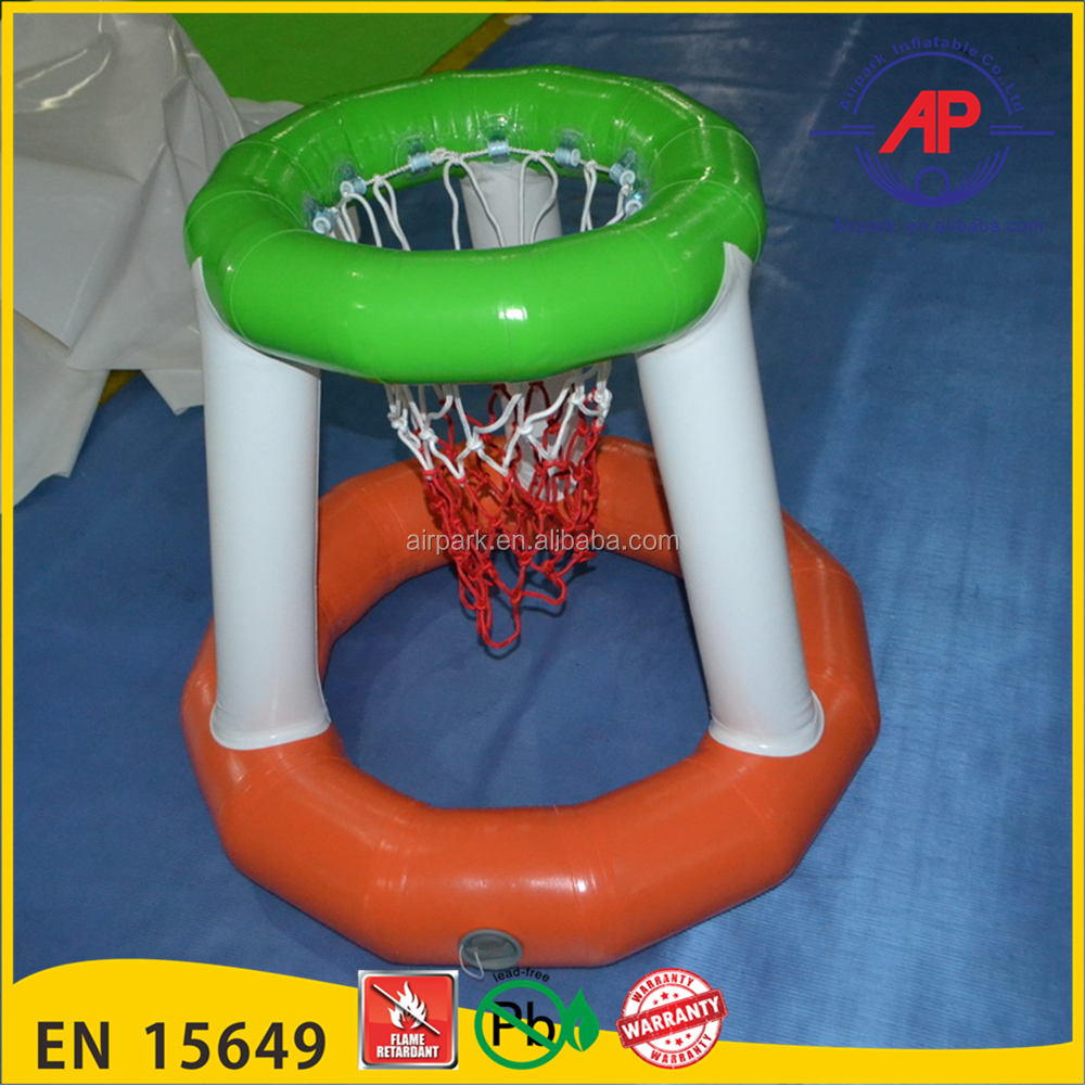 Small Inflatable basketball hoop for kids