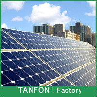 New design 15kw 20KW 30kw complete solar power system include panel solar kit for Mexico