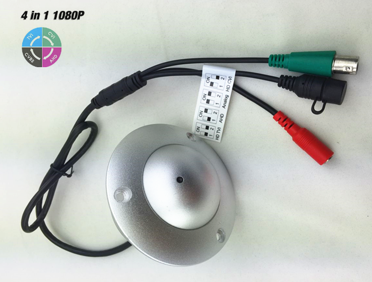 High Quality Mini Size 19mm 1280*720p 3.7mm Pinhole Lens ATM Pinhole Bullet USB Camera with 3 Meters Cable
