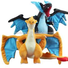 wholesale pokemon fire dragon plush toys