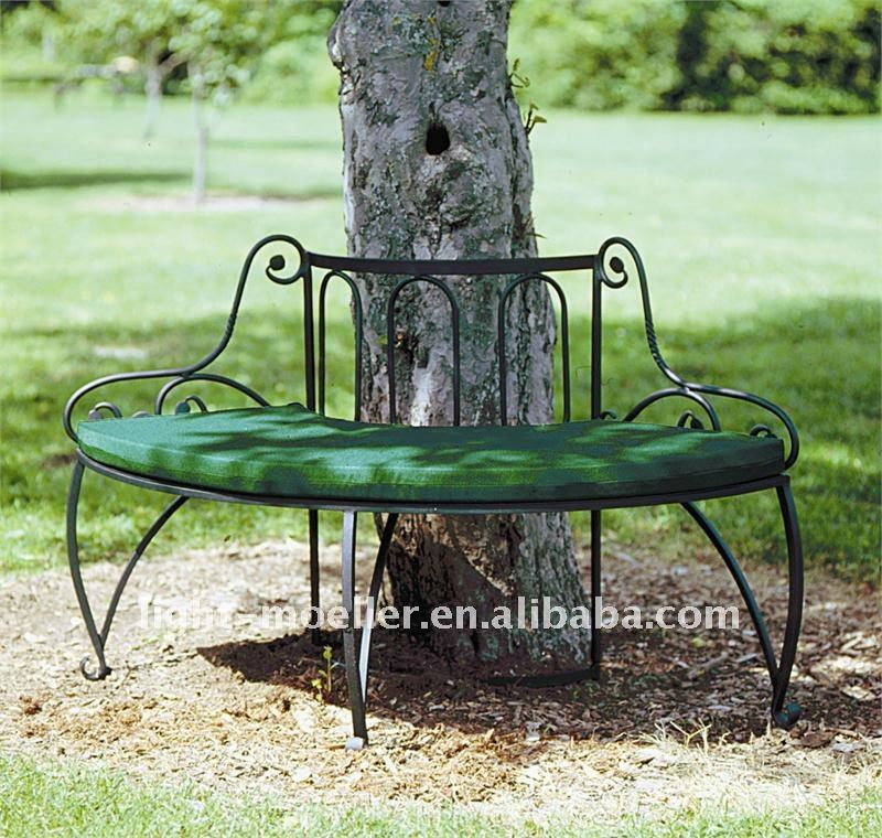 Strange Wrought Iron Garden Tree Bench Lmrts 51003 Buy Wrought Iron Garden Tree Bench Wrought Iron Furniture Garden Furniture Product On Alibaba Com Gmtry Best Dining Table And Chair Ideas Images Gmtryco