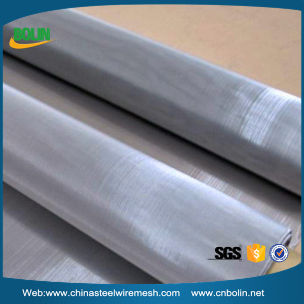 B-2 B-3 1.5m wide hastelloy material wire mesh for wet chlorine (free sample)