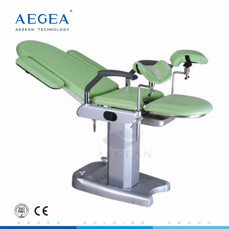 AG-S102B approved hospital surgical instrument manual gyn examination chair price