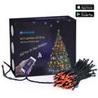 Smart Phone APP Wireless Remote Control Led Christmas tree decoration Lights