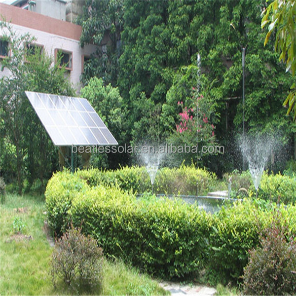 Automatic Control DC Solar Submersible Water Pump Price In China
