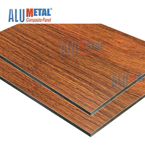 good quality aluminum composite panel for outdoor