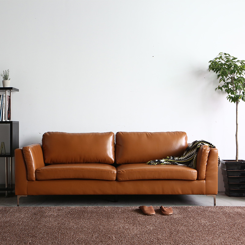 Full Grain Leather Sofa, Full Grain Leather Sofa Suppliers And  Manufacturers At Alibaba.com
