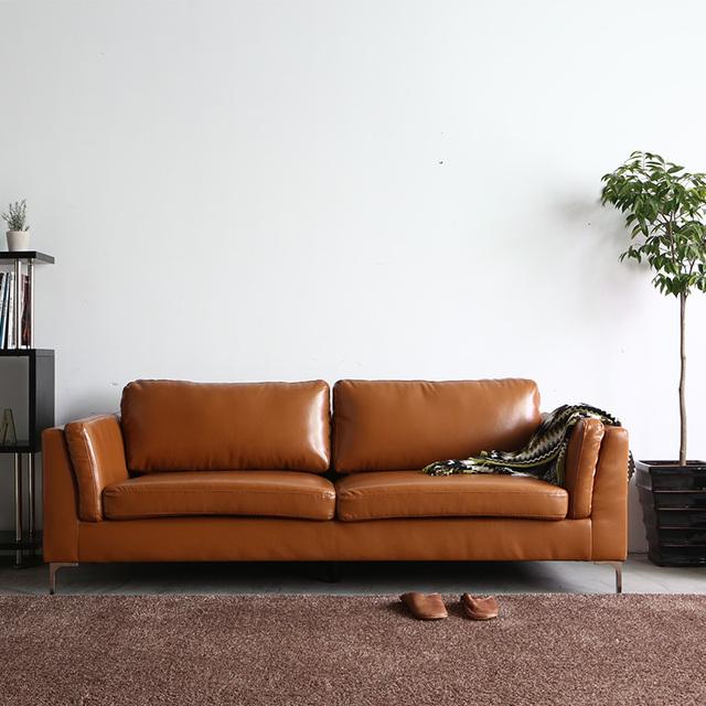 Chesterfield Full Grain Leather Sofa