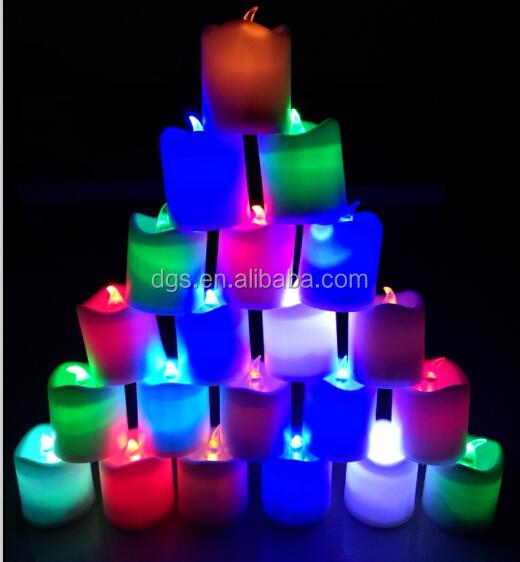 2015 New Design Birthday Light Candle Decorative Led Light Night ...