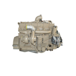 Diesel motor Cummins 6ctaa8.3 engine assembly 6ct 8.3 engine 6ct used for excavator SAA6D114E PC300-7