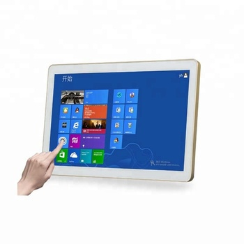 New design 18.5 inch android all in one touch screen