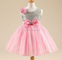 Flower girl dress girl Tulle Dress For Wedding Bridesmaids