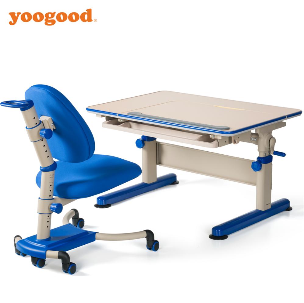 yoogood alta calidad ajustable nio modelo de mesa de estudio y silla