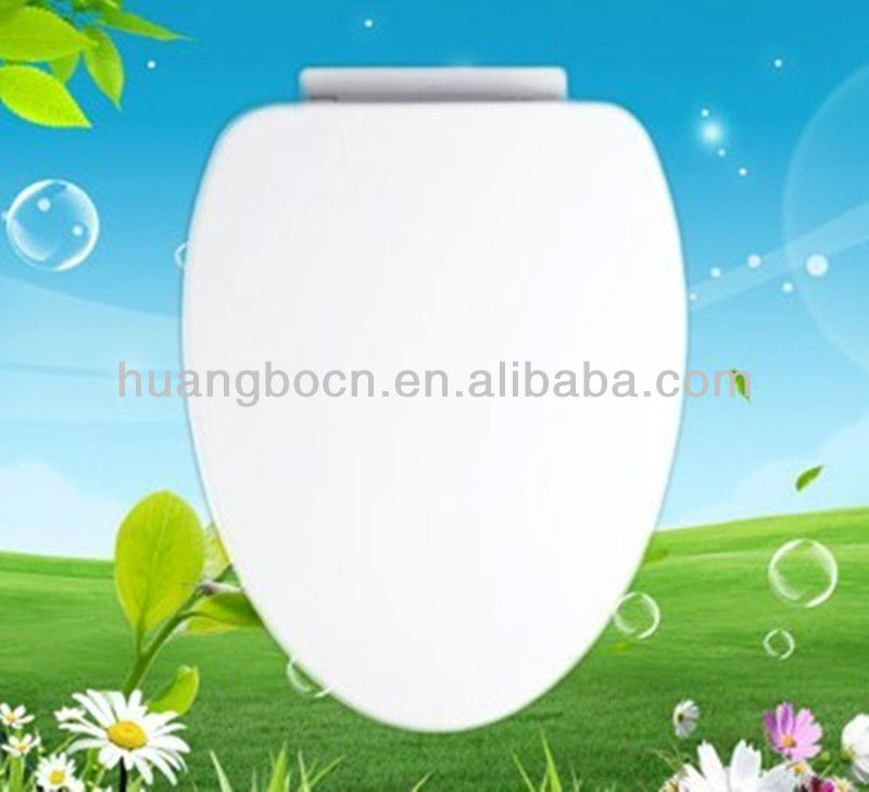 CF023 pp white foam toilet seat cover
