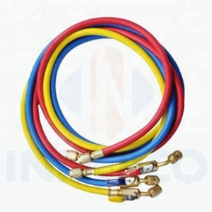 1/4 inch air conditioning refrigerant charging hose