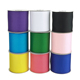 Wholesale 75mm 3 inch Wide Solid Color 100% Polyester Grosgrain Ribbon