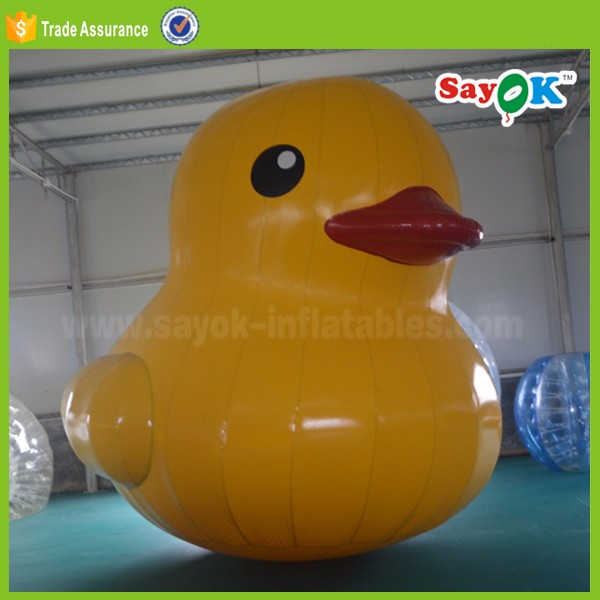 Pvc Yellow Giant Inflatable Rubber Duck Costume Float Pool For Sale