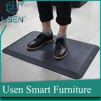 standing desk anti fatigue kitchen floor mat